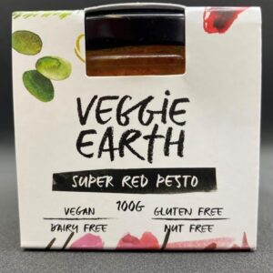 Super Red Pesto