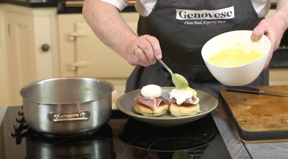 benedict eggs recipe